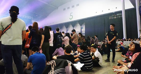 5 Hal Seru di Konser BLACKPINK 2019 di Jakarta - Keramaian Para Penonton Di Dalam Venue Konser