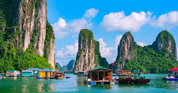 5 Negara Wisata Murah di Asia buat Liburan Kilat - Vietnam