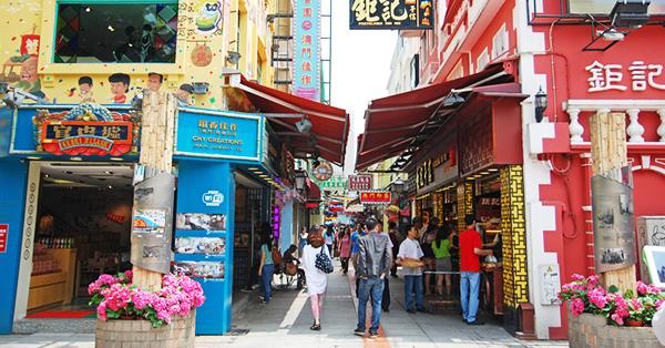 5 Places to Visit in Macau_blog_Taipa Village Food