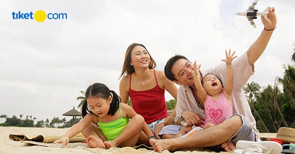 10 wisata anak dan keluarga di Singapore