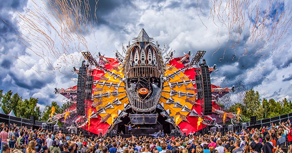 Mysteryland 2019_stage