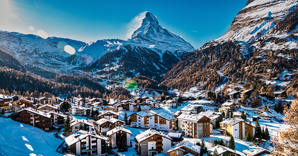 Best Places in Switzerland