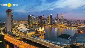 5 Tempat Wisata Gratis Singapura, Liburan Berkualitas Nggak Harus Mahal!
