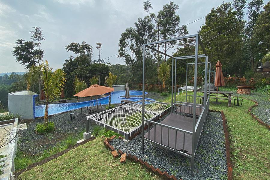 Villa Tibra Bandung