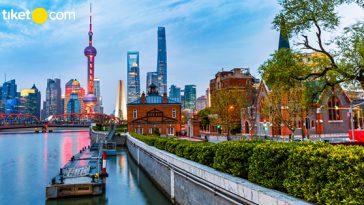 Tempat Wisata di Shanghai