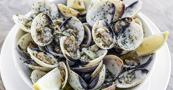 Portuguese Clams Macau Food
