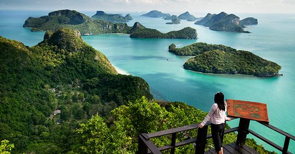 8 Tips Liburan untuk Obat Patah Hati, Manjur Banget - Mengunjungi Objek Wisata Alam