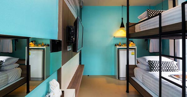 Budget accommodations in Phuket_The Journey Patong