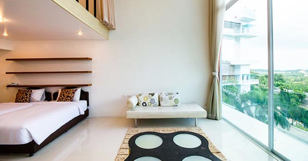 Budget accommodations in Phuket_Hilltop Hotel