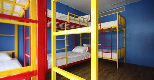 Budget accommodations in Phuket_FIN Hostel