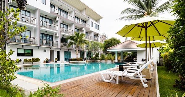 Budget accommodations in Phuket_Di Pantai Boutique Beach Hotel