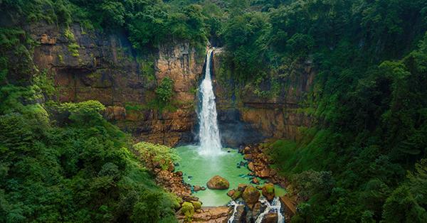 Air Terjun di Bali-Air Terjun Gitgit