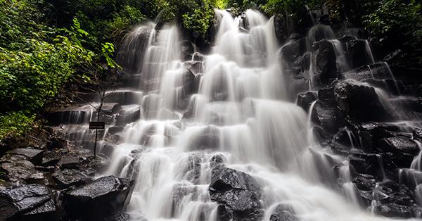 Air Terjun di Bali-Air Terjun Kanto Lampo