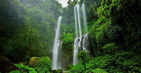 Air Terjun di Bali-Air Terjun Sekumpul