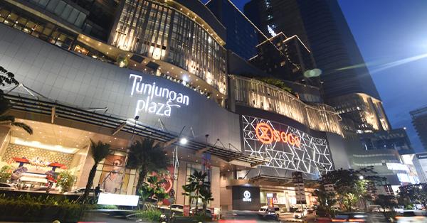 Alasan Harus Staycation di Surabaya - Mall di Surabaya