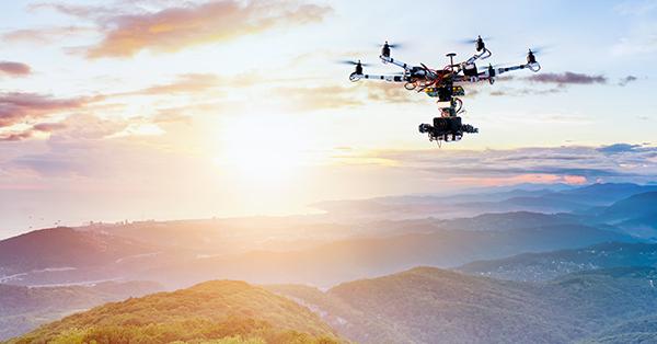 Alat untuk Selfie Kekinian - Drone