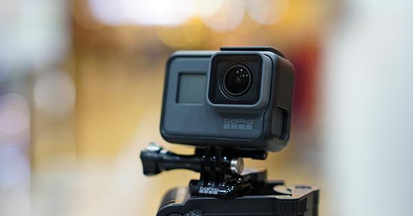 Alat untuk Selfie Kekinian - GoPro