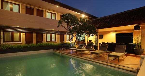 Hotel Dekat Bandara Ngurah Rai - BaliRa Airport Hotel