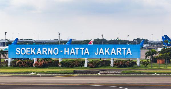 Terminal Bandara Soekarno Hatta