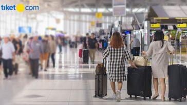 Bandara Tersibuk di Indonesia