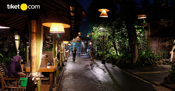 Restoran Kampung Daun Bandung
