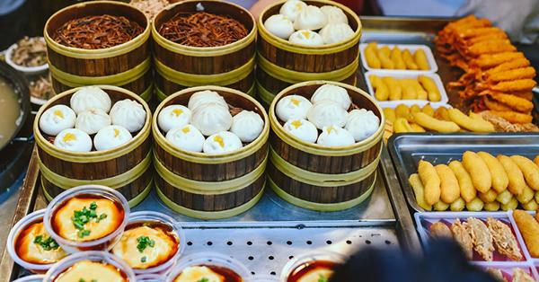 Unusual Food in Beijing