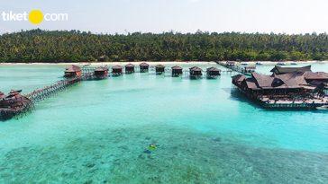 Wisata Kepulauan Derawan