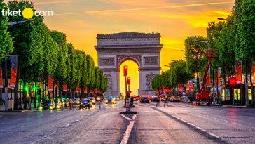 Tempat Wisata Fantastis di Prancis