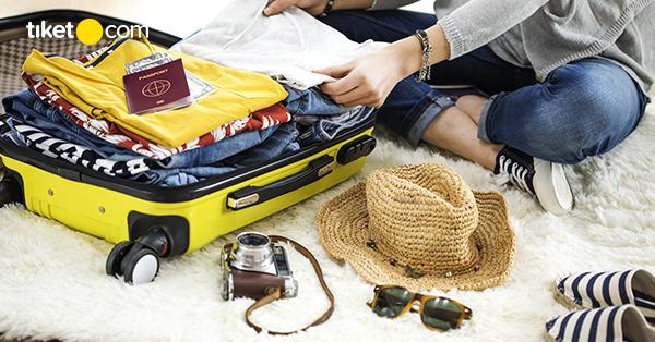Tips Packing Barang untuk Liburan