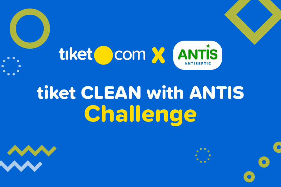 tiket CLEAN with ANTIS Challenge