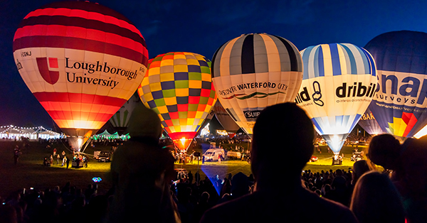 Bristol International Balloon Festival 2019