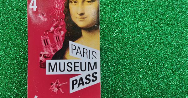 Buy Paris museum pass