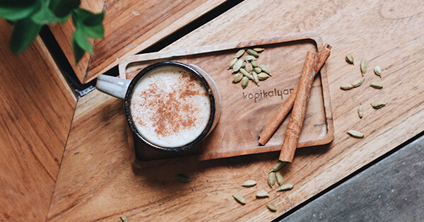 Cafe di Kemang - Kopi Kalyan
