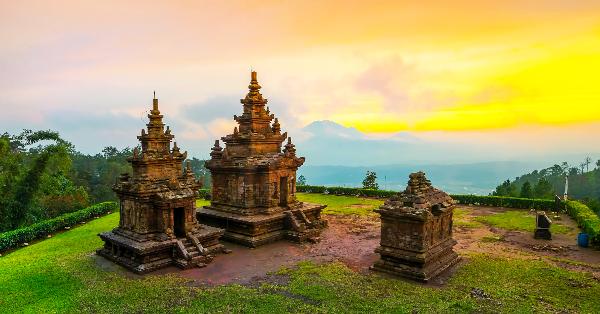 Candi di Indonesia - Candi Gedong Songo