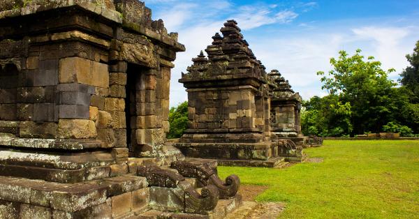 Candi di Indonesia Terindah dan Bersejarah - Candi Ijo