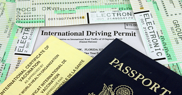 Cara Membuat SIM Internasional di Indonesia - syarat