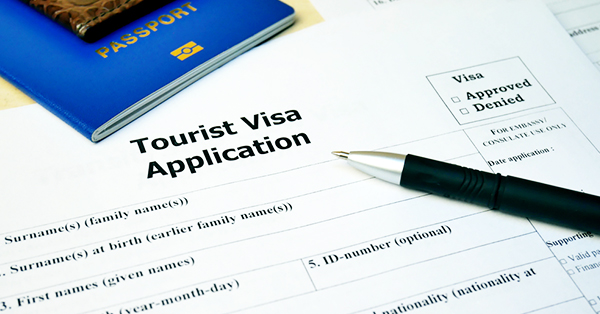 Cara Membuat Visa Jepang - Mengisi Formulir