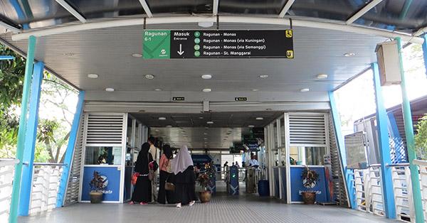 Cara Naik Busway - Pelajari Rute Transjakarta
