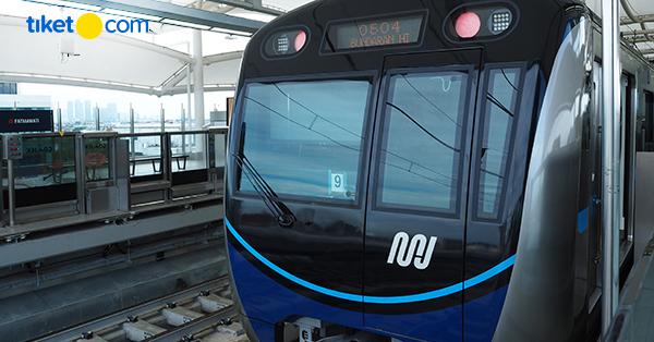 Cara Naik MRT Bagi Pemula