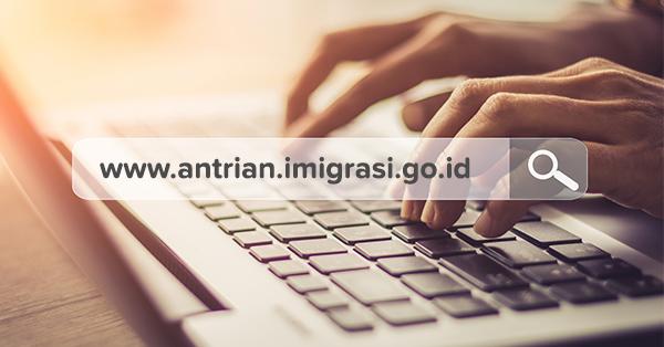 Cara Perpanjang Paspor Online - Kunjungi Website Imigrasi