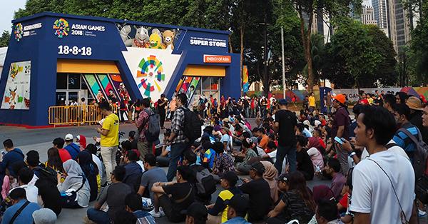 Cara Pesan Tiket Closing Ceremony Asian Games 2018 - Momen Asian Games