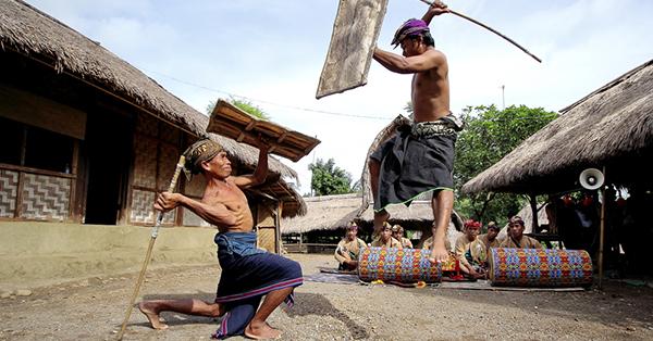 Peresean - Lombok