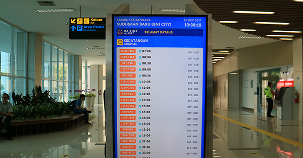 Cara Naik Kereta Bandara - Cek Jadwal Keberangkatan