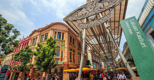 Tempat Wisata Belanja di Malaysia