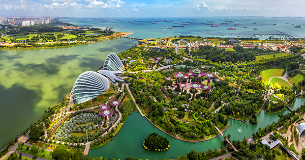 Changi Airport Fasilitas Gratis - Free City Tour