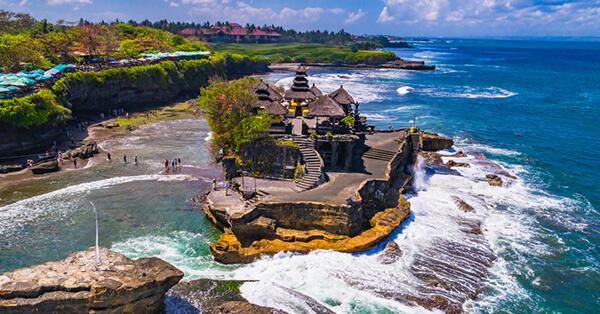 Contoh Itinerary Bali 3 Hari 2 Malam - Tanah Lot