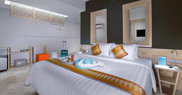 Hotel Dekat Bandara Praya - DMAX Hotel & Convetion