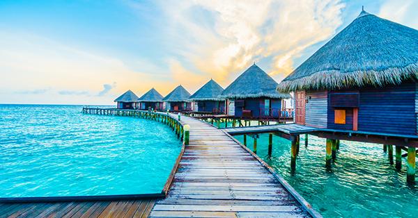 Daftar Negara Bebas Visa 2019 - Maldives