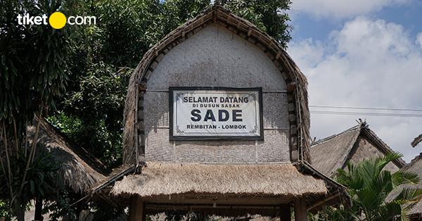 Desa Sasak Sade