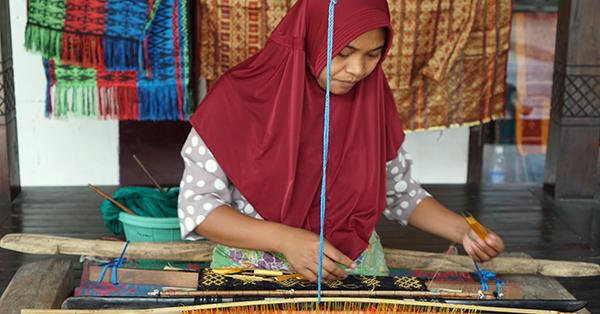 Desa Sukarara - Itinerary Lombok 4D3N